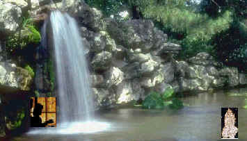 Gethsemane waterfall